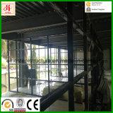 Taller Pre-Dirigido construcción de la estructura de acero con el edificio de oficinas