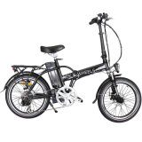 250 Вт мини-Город E-велосипед с алюминиевой рамкой (TDE-039Z)