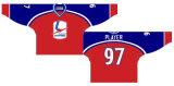 Liga de Hóquei de Ontário 1987-2008 personalizados Spitfires Windsor Home e hóquei no gelo Jersey