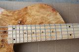Música de Hanhai/guitarra baja eléctrica del estilo de Fodera con 5 cadenas