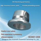 Metal de aço da fábrica que processa a precisão que mmói as peças centrais do CNC da maquinaria