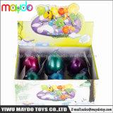 恐竜の卵の子供の教育おもちゃを工夫する育つ6PCS魔法のジャンボ