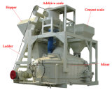 La Chine Counter-Current fournisseur usine de mélangeur de blocs de béton pour la construction