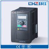 Mecanismo impulsor de velocidad variable de Chziri 3.7kw con el certificado del Ce