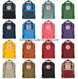 Hot Sale Outdoor 3 Size Canvas Backpack Sac scolaire Sac fourre-tout Sport Daypack