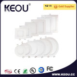 アルミニウムCe/RoHS LED照明灯の白かスライバフレーム