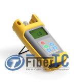 Handheld оптически тестер -50~+26/-70~+6dBm оптического волокна метра силы с разъемом St LC Sc FC