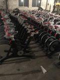 Novo design do exercício de musculação Ginásio Fitness Utilizando bandas Spinning Bike