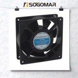 ventilador axial de la ventilación de extractor 220-240VAC de 120X120X38m m para refrescarse
