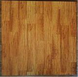 Baumaterial Fußboden-Fliese 600X600, glasig-glänzende Porzellan-Fliese, Hauptdekoration-Keramikziegel, 24X24 Zoll, Granit, Marmorblick-Fliese