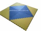 8각형 모양 무술 지면 실톱으로 잘라내는 Tatami 경쟁 매트