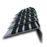 Sospecha de aluminio de la escalera del carborundo anti del resbalón
