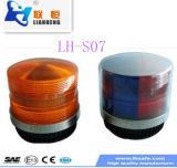 DC12/24V rojo azul claro\\\Ámbar (opcional) Advertencia LED LED de luz estroboscópica Beacon LH-S07-1