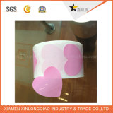 Kundenspezifische Form stempelschnitt gedruckten Aufkleber-Druckpapier-Aufkleber
