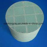 ディーゼル機関のためのDPFの蜜蜂の巣の陶磁器フィルター
