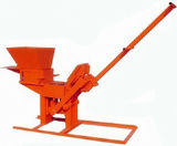 Manuelles Interlocking Clay Brick Making Machine mit Selling Sell