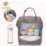 Coreia do lazer Portátil de design Maternidade Saco de Fraldas mochila de ombro