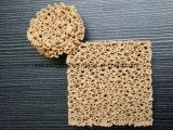 La zircone Cermic filtre en mousse pour le moulage en acier