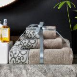 Het Katoen 1 Handdoek 1 Handdoek 1 van 100% de Kleine het drie-Stuk van de Handdoek Reeks van de Handdoek