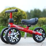 Wellshowのスポーツの高品質はManufcturingのための鋼鉄ペダルが付いている子供のバランスのバイクを非からかう