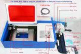 デスクトップの熱い販売の木製のペン小型レーザーの彫版機械