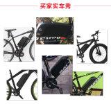 Hailong李イオンSamsung 36Vの電気バイク電池10ah 10.4ah