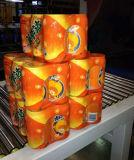machine de empaquetage d'emballage en papier rétrécissable de film couleurs de promotion polupar