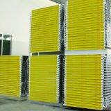 EPS de paneles sándwich de cemento de la pintura de color del Panel Panel de acero