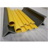 Angles de fibre de verre résistant à la corrosion de l'acier, barre d'angle de PRF, FRP Fer cornière