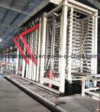 メラミン積層のChipboard機械生産ライン削片板の生産ライン