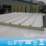 Китай цены на заводе Fire номинальной огнеупорные настенной панели крыши 30мм 50мм полиуретан PU Сэндвич панели