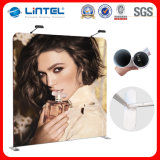 Фон Pop вверх Trade Show Portable Tension Fabric Display (LT-24Q1)
