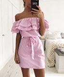 نمط ثوب مع فاخرة حسناء ثوب