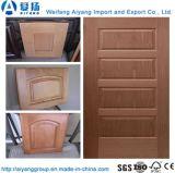 Pelle di legno poco costosa del portello della camera da letto della melammina modellata HDF