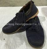 De grote Gebruikte Schoenen van de Mens van de Grootte Sport voor de Markt van Afrika (fcd-005)