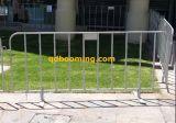 Барьер металла барьера безопасности движения баррикады барьера управлением толпы пешеходный