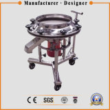 pantalla de vibración de alta frecuencia de la máquina para esmalte