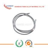 Fil et câble de prolonge de thermocouple avec l'isolation (type J)