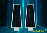 Luz solar completa do jardim do painel de Solarworld dos dias chuvosos do último 4