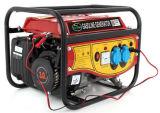 2.5HP de Draagbare Generator van de Benzine van de Brandstof van de generator 1kw