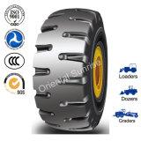 Tiefbaudes gruben-Ladevorrichtungs-Reifen-L-5 tiefer Reifen 23.5r25 Schritt-Ladungs-des Speicherauszug-LHD