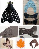 CNC Laser-Scherblock für Gewebe-Applique/Leder/Schuhe