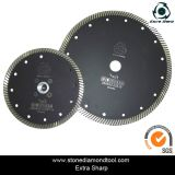 2015 Nuevo Tipo Amoladora Angular de 180mm Saw Blade