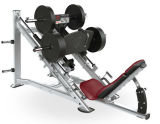 Placa Aolite carregado comercial leg press 45 graus/ Equipmen/Equipamentos de Ginástica Fitness