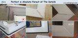 Deur en het Venster van pvc van de Kleur van Veka de Witte Franse met Dubbele Verglazing