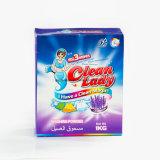 Pó de lavagem do detergente de lavanderia com matéria elevada de Effictive