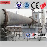 Horno rotatorio de Kaolin de 72-5000 Tpd