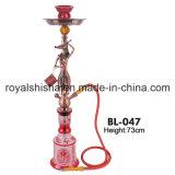 熱い販売のサウジアラビアの贅沢な水ぎせるのよい煙る管の小さい水ぎせる