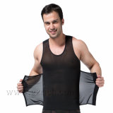 Mens potente Body Shaper 300g High Powernet Vest