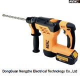 Hammer giratório SDS Cordless Power Tool com Lithium Battery (NZ80)